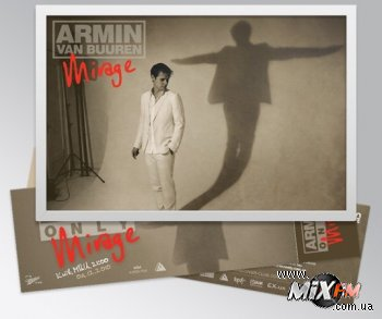 Выиграй личное знакомство с Армином и CD с его автографом!