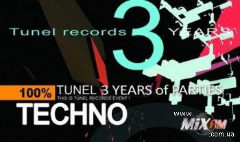 17-18 декабря, 100% Techno и Max Cooper @ Cinema Club