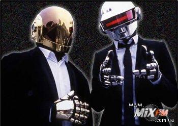 Daft Punk работают над новым материалом