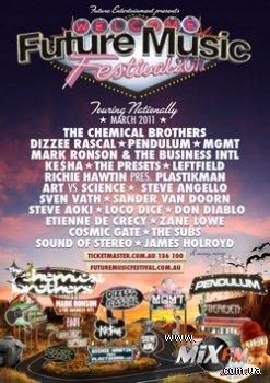 Future Music Festival собирает лучших