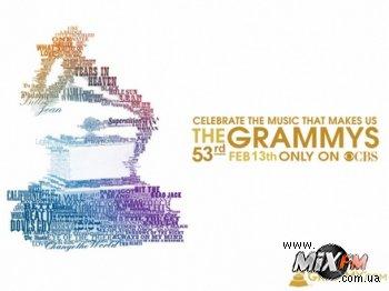 53-ья церемония награждения «Grammy»