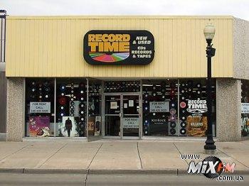 Легендарный магазин Record Time закрывает свои двери