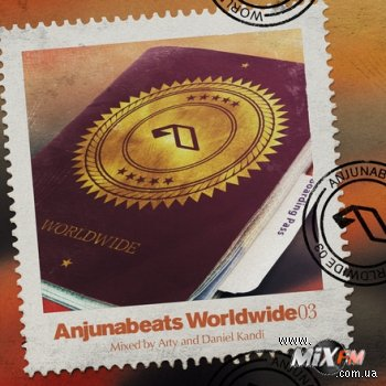 В апреле увидит мир Anjunabeats Worldwide 03 mixed by Arty и Daniel Kandi