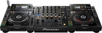 Pioneer представляет DJM-900 nexus