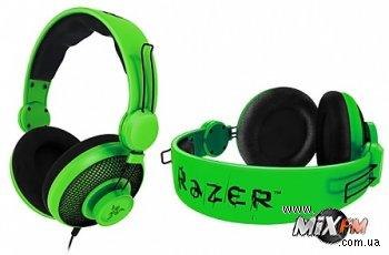 Razer Orca – Звук еще никогда не выглядел так круто!