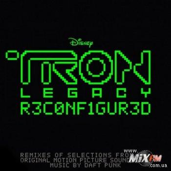 Daft Punk не имеют отношения к новому альбому ремиксов TRON: R3CONFIGURED