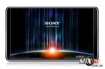 Sony выпустит планшет под управлением Android