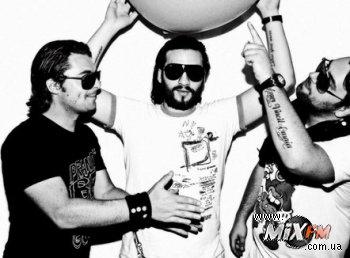 Новый клубный гимн от Swedish House Mafia