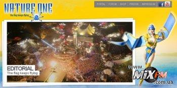 Armin Van Buuren, Paul Van Dyk, Westbam, Chris Liebing выступят на Nature One