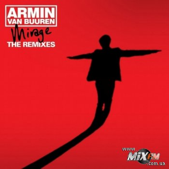 Armin van Buuren выпускает Mirage The Remixes