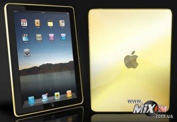 iPad теперь продаётся и «в золоте»