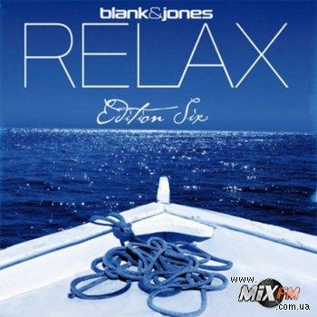 Blank & Jones снова расслабляются