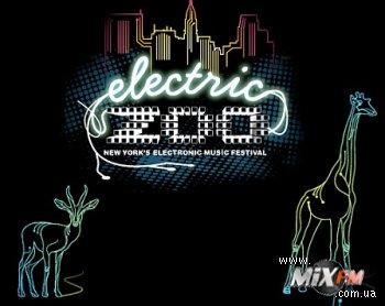 Tiesto, David Guetta и Armin van Buuren выступят на Electric Zoo