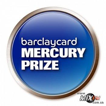 Объявлены номинанты на Mercury Prize