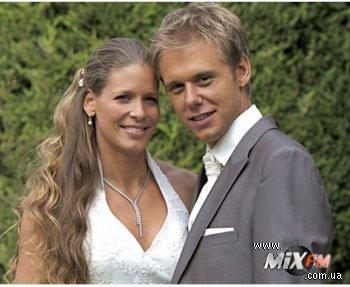 Armin Van Buuren стал папой