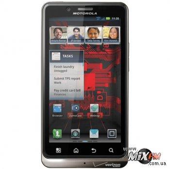 Начались продажи смартфона Motorola Droid Bionic