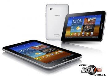 Samsung выпустит обновленный планшет Galaxy Tab 7.0 Plus