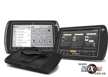 Motorola представила первый планшет для офиса